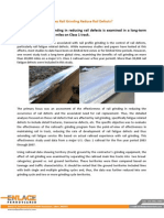 Does Rail Grinding Reduce Rail Defects