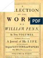 William Penn-A Great Case of Liberty of Conscience