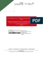 procedimientos para calibración de incubadoras
