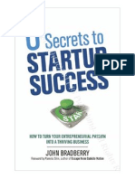 6 Secrets to Startup Success How to Turn Your Entrepreneurial Passion Into a Thriving Business