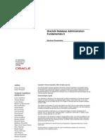 Oracle9i Database Administration Fundamentals II