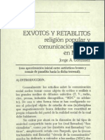 Jorge A González - Exvotos y retablitos  pp. 7-51