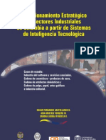 Estudio Sector Industrial