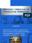 Romel Juarez Empaque y Embalaje de Productos Teminados