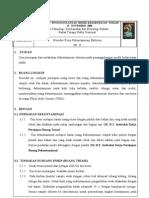 P K 2 Prosedur Kerja Dekontaminasi Eksterna