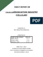 Cellular Industry