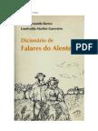 Dicionário de Falares do Alentejo