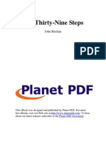 The Thirty-Nine Steps T