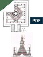 Wat Arun Proportion