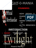 Twilight 0 Mania Final