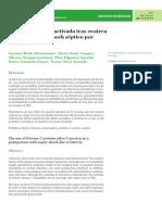 Uso de proteína C activada tras cesárea en puerperio de shock séptico por listeriosis