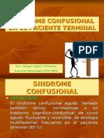 Síndrome Confusional