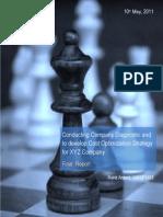 Cost Optimization & Diagonstic