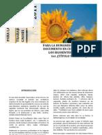 Disertacion Sobre Doctrina Gnostica.libro