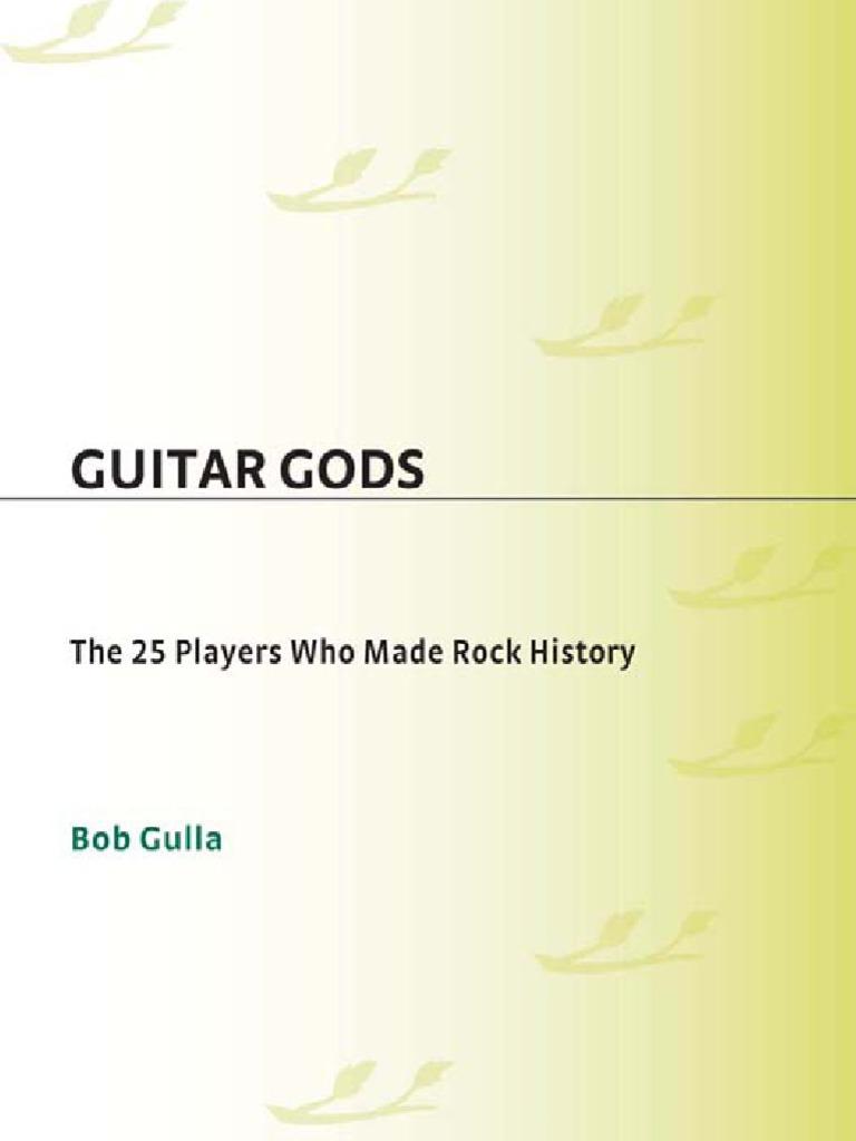 Guitar Gods Rock Music Entertainment General