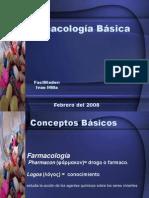 Farmacología Básica presentacion