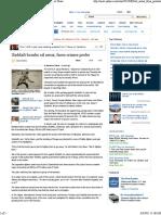 Gaddafi Bombs Oil Areas, Faces Crimes Probe - Yahoo! News