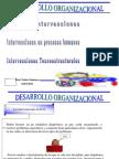 Desarrollo Organizacional Tipos de Intervenciones