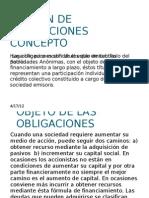 Emision de Obligacionesconcepto Expo Sic Ion