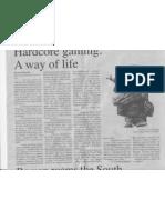 Intro News Writing/Editing