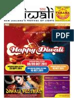 Tarana Diwali Paper 2011