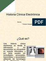 Historia Clinica Electrónica