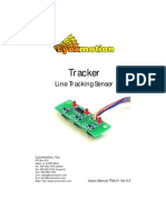 linetracker lynxmotion