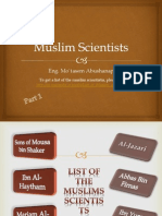 Muslim Scientists