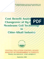 CBA for Change Over of Hg-Cell to Membrane Cell Technology in Chlor-Alkali Industry
