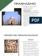 BRAHMANISMO PRESENTACION