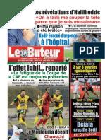 LE BUTEUR PDF du 25/09/2011