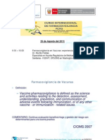 Farmacovigilancia en Brasil