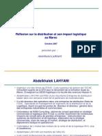 5 La Distribution Au Maroc