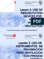 RCP neonatal Lesson 3 LDS Spanish April 2007