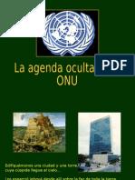 Agenda Oculta de La ONU