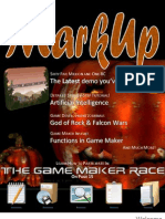 MarkUp - Issue 9 - November 2007