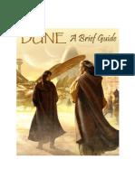 Dune - A Brief Guide - BookWyrm