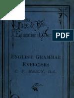 English Grammar Ex Ma Sou Oft