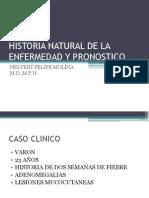Historia Natural de La Enfermedad y Pronostico Up1 IV