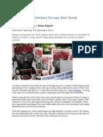 24-09-11 Troy Davis Protesters Occupy Wall Street