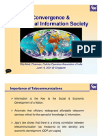 Convergence & Global Info Society