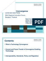 Technology Convergence Trends