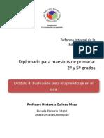 Diplomado módulo 4