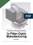 Fiber Optic Manufacturing