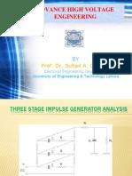 3-Stage Impulse Generators