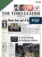 Times Leader 09-25-2011