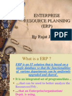 ERP - Enterprise Resource Planning by Rajat Jhingan