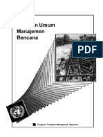 Disaster Management Training Program Review UNDP