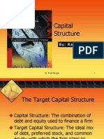 Capital Structure by Rajat Jhingan
