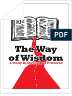 Way of Wisdom (Proverbs Study)